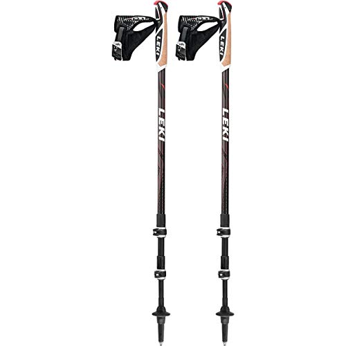 Leki Traveller Carbon Walking