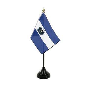 Bandera de El Salvador, bandera salvadoreña, 3 pies. x 5 pies, MaxFlags