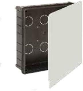 Solera 623 - Caja empalme y derivación.Instalación empotrada.Tapa ...