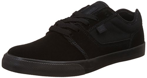 DC Men's TONIK Shoe, Black/Black, 10.5 D US (Clearance Mens Skate Shoes)