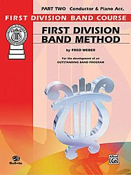First Division Band Method - Part 2 - Eb Alto Saxophone