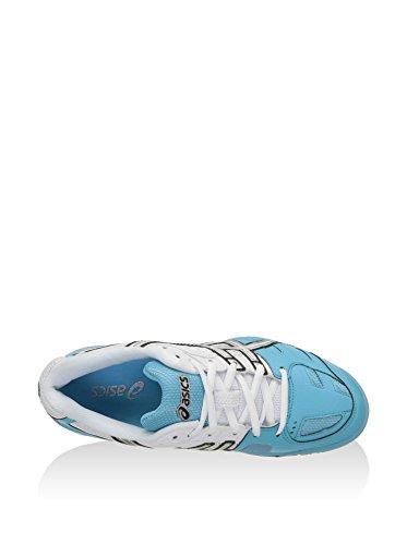 Gel blanco 7 Tenis Asics 38 Eu padel Plata De us Zapatillas qwYwxZCt