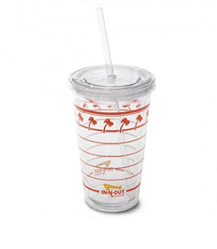 In N Out Burger Insulated Travel Mug