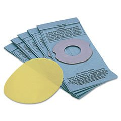 * Hippo Disposable Filter Bags, Five/Pack