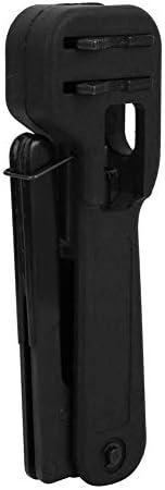CHENBIN-BB RG59 / 6 RG11同軸ケーブルクリンパー、F/BNCジョイント用F型ヘッド圧着ペンチ同軸圧縮圧着工具ワイヤークリンパプライヤー