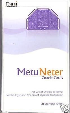 metu neter oracle cards