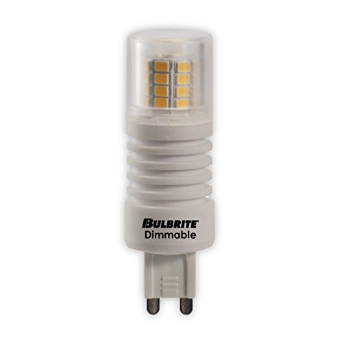 Bulbrite Dimmable 5W 3000K T4 LED Bulb with G9 Base