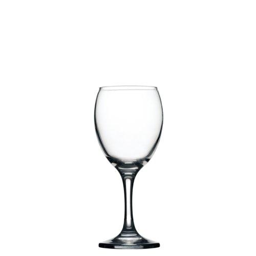 Utopia T277 Imperial calice da vino, marchio CE, 250 ml (confezione da 12) 250ml (confezione da 12) 12074