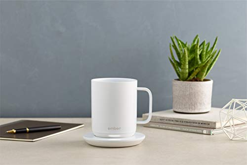 Always have hot coffee or tea with a smart mug