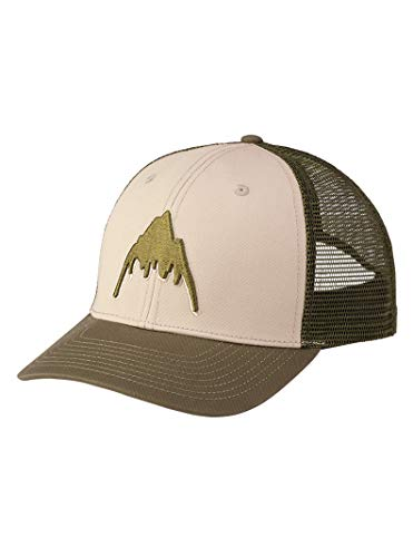 - Burton Unisex Harwood Cap, Almond Milk, One Size