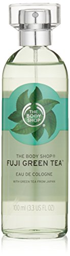 Mist Cologne Tea Green (The Body Shop Tea Eau De Cologne, Fuji Green, 3.3 Fluid Ounce)