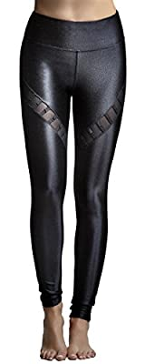 TITIKA Women's Yoga High Waist Legging Add some edge to your every day
