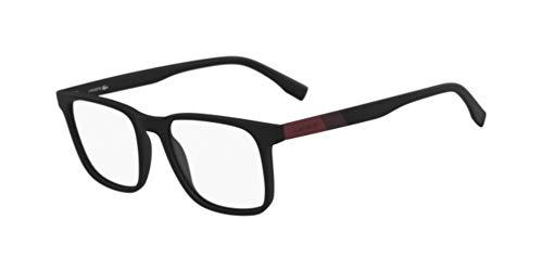 - Eyeglasses LACOSTE L 2819 001 MATTE BLACK