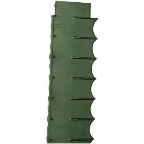 Easy Gardener 8748 Emerald Edge 4-Foot Pound In Landscape Edging - Green - Easy Gardener Edge Border
