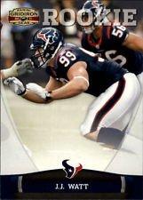 2011 Panini Gridiron Gear J.J. Watt Rookie Card #175- NFL Trading Card- Shipped in Protective Case.