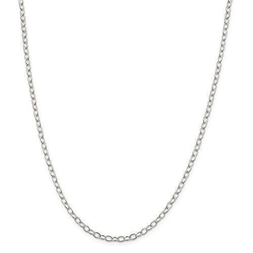 Oval Link Cable Chain - 3