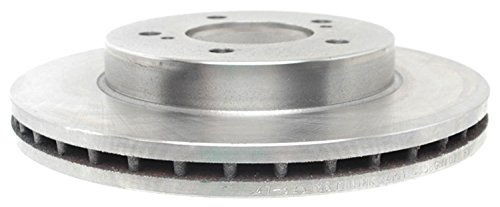 ACDelco 18A561A Advantage Non-Coated Front Disc Brake Rotor