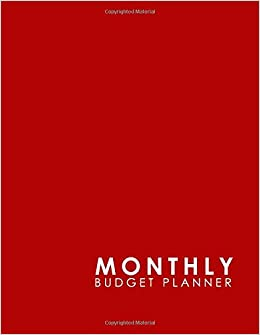 Monthly Budget Planner Bill Paying Ledger Household Bills Template