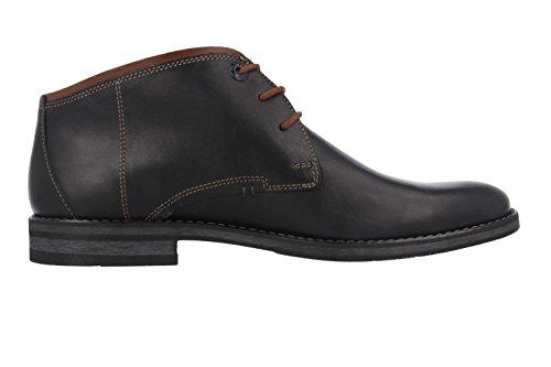 FRETZ mEN-shirt à capuche andrew pour homme desert boots noir-chaussures en matelas grande taille