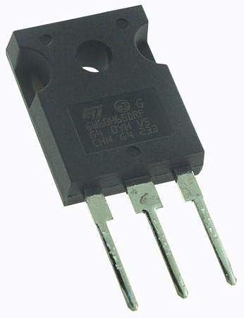 Pack of 10 FGH40T65SQD-F155 IGBT Transistors 650V 40A FS4 Trench IGBT