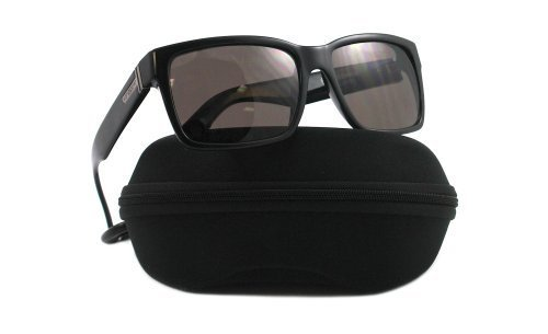 VonZipper Elmore Men's Polarized Lifestyle Sunglasses/Eyewear - Black Gloss/Grey Meloptics / One Size Fits All