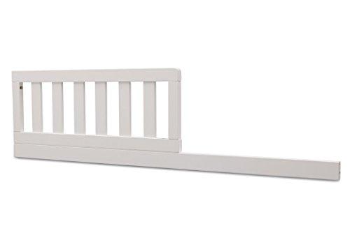 Delta Children Daybed/Toddler Guardrail Kit #541725, Bianca White - Delta Guard