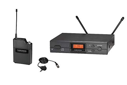 Audio-Technica Wireless Microphone System (ATW2129BI)