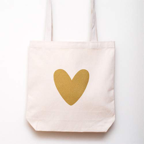 Amazon Heart Tote Bags Bulk Discounts Wedding Welcome Bags