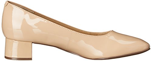 Trotters Lola Pump Dress Women's Nude qRqwxvB5r