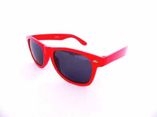 New Wayfarer Cateye Retro Style Sunglasses - Dark Grey Lens - Tom Cruise Sunglasses Business Risky