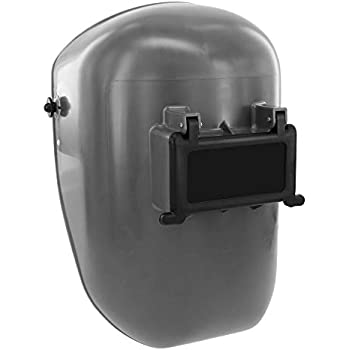Tigerhood® Classic Welding Helmets 906-BK Black Thermoplastic Welding Helmet NEW