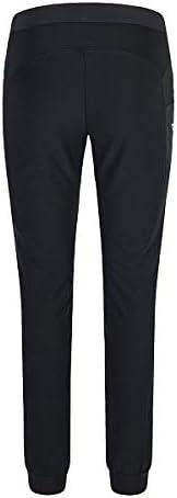 Montura Pantaloni Lunghi Donna Sound Winter Pants Woman Colore Nero//Blu Ottanio
