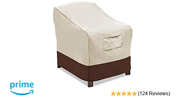 Amazon Com Vailge Patio Chair Covers Lounge Deep Seat Cover