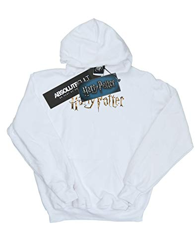 Blanco Mujer Potter Capucha Full Logo Harry Colour 6YwqZHH