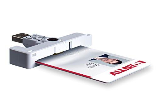 uTrust SmartFold SCR3500 A Smart Chip Card Reader Common Acc