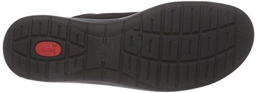 Tokio EU Sneakers Ara 37 01 schwarz Donna Nero vfq0nH1