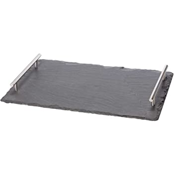 slate cheese board and chalk set oenophilia with handles john lewis