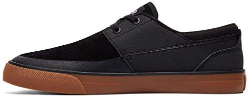 Mens Kremer Wes Black gum Skate 2 Shoes S DC Tdq6wT