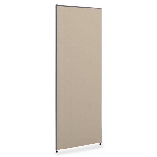 Wholesale CASE of 2 - Basyx Verse Panel System & Accessories-Panel With Glides, 72''x30'', Gray by BSX