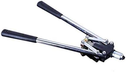 ペンチ リベットプライヤーブラインドプライヤーレバーリベットパンチリベット3〜6ミリメートルAlunieten 軽量タイプ