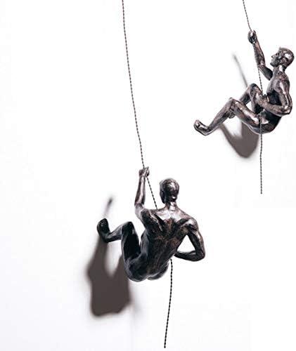 Haute Collage Duo de Rappel de Escalada en Bronce Adornos ...