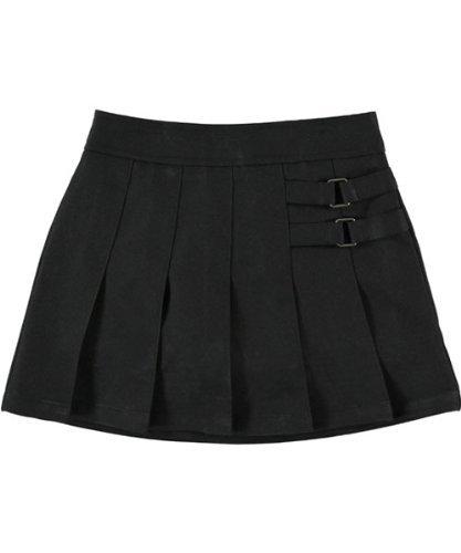 French Toast Uniforms Girls' Scooter Skort (Black 06)