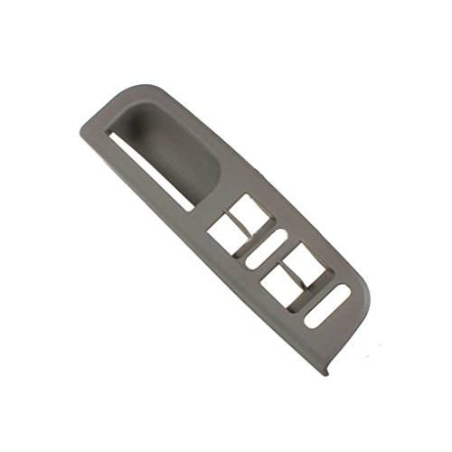 Idyandyans Car Door Window Switch Control Panel Bezel Car Accessory for VW Golf Jetta Passat 2002-2007