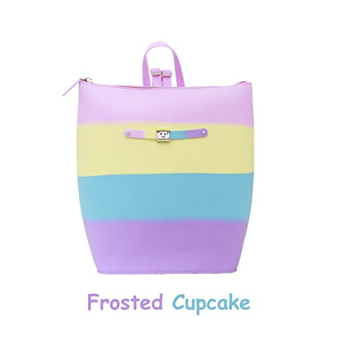 Yummy Gummy American Jewel Light-up Silicone Backpack