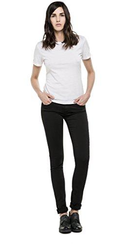 Grigio 98 Grey dark Donna Jeans Skinny Luz Replay R4cq0TIZ