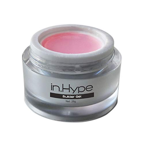 In.Hype Camouflage UV Builder Gel/Hard Gel (French Rose)