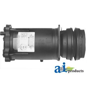 A&I - Compressor, New, A6 Style w/ Clutch (1 groove 5.75