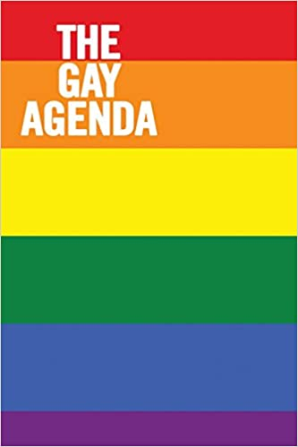 The Gay Agenda: Blank Lined Notebook: Journals For Everyone ...