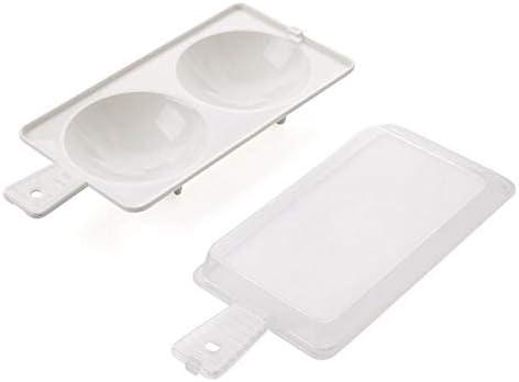 Yuaer Horno de microondas Cocina de Huevo, Material plástico ...