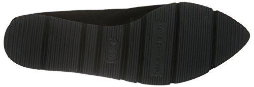 Kennel und Schmenger Schuhmanufaktur Pia X - Mocasines Mujer Negro (schwarz/black Sohle schwarz 580)
